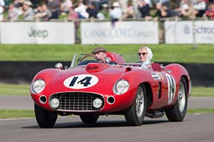 Click here to open the Ferrari 290 MM Scaglietti Spyder  gallery