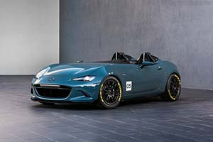 Click here to open the Mazda MX-5 Speedster gallery