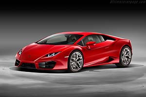 Click here to open the Lamborghini Huracán LP580-2 gallery