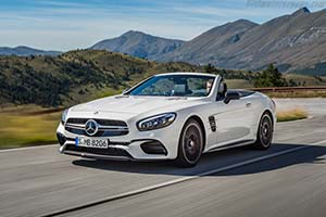 Click here to open the Mercedes-AMG SL 63 gallery