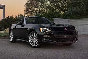 Click here to open the Fiat 124 Spider gallery