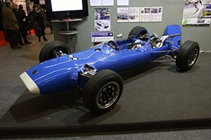 Click here to open the Matra MS1 Ford gallery
