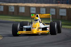 Click here to open the Minardi M189 Ford gallery