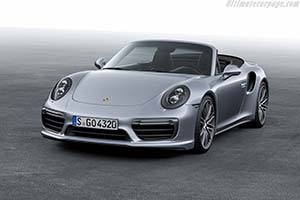 Click here to open the Porsche 911 Turbo Cabriolet gallery