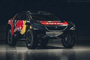 Click here to open the Peugeot 2008 DKR16 gallery