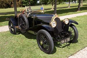 Click here to open the Bugatti Type 18 Labourdette Torpedo 'Black Bess' gallery