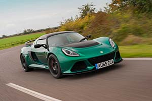 Click here to open the Lotus Exige Sport 350 gallery