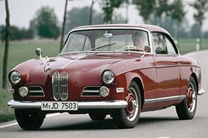1956 - 1959 BMW 503 Coupe - Images, Specifications and Information