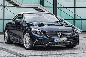 Click here to open the Mercedes-AMG S 65 Cabriolet gallery