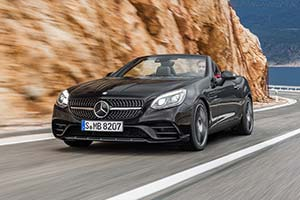 Click here to open the Mercedes-AMG SLC 43 gallery