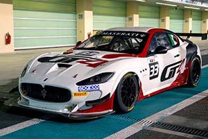 Click here to open the Maserati GranTurismo MC GT4 gallery