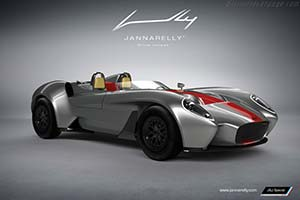 Click here to open the Jannarelly Design-1 gallery