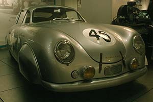 Click here to open the Porsche 356 SL Coupe gallery