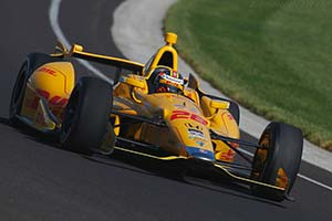 Click here to open the Dallara DW12 Honda gallery