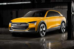 Click here to open the Audi h-tron quattro concept gallery
