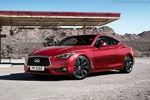 Click here to open the Infiniti Q60 gallery