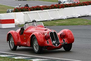 Click here to open the Alfa Romeo 8C 2900B MM Touring Spider  gallery
