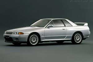 Click here to open the Nissan Skyline GT-R V-Spec gallery