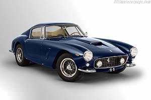 Click here to open the Ferrari 250 GT SWB Berlinetta gallery