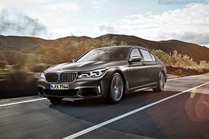 Click here to open the BMW M760Li xDrive gallery
