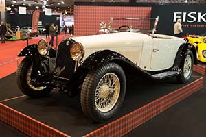 Click here to open the Alfa Romeo 6C 1750 GS Figoni Roadster gallery