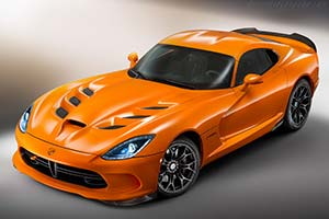 Click here to open the SRT Viper TA gallery