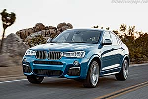 Click here to open the BMW X4 M40i gallery