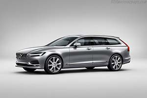 Click here to open the Volvo V90 T8 gallery