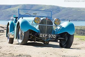 Click here to open the Bugatti Type 57 SC Vanden Plas Roadster gallery