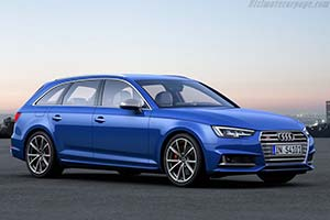 Audi S Avant Images Specifications And Information - Audi s4 avant