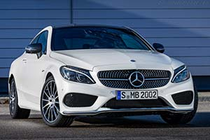 Click here to open the Mercedes-AMG C 43 Coupe 4MATIC gallery