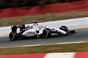 Click here to open the Williams FW38 Mercedes gallery