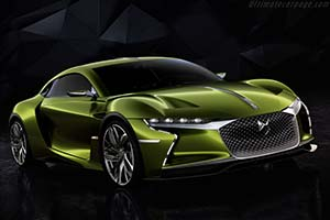 Click here to open the DS E-Tense gallery