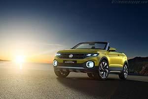 Click here to open the Volkswagen T-Cross Breeze Concept gallery