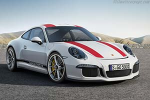Click here to open the Porsche 911 R gallery
