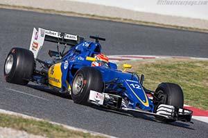 Click here to open the Sauber C35 Ferrari gallery
