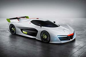 Click here to open the Pininfarina H2 Speed gallery