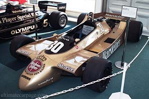 Click here to open the Arrows A2 Cosworth gallery