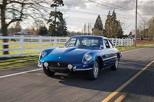 Click here to open the Ferrari 400 Superamerica S2 Pininfarina Aerodinamico  gallery