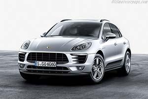 Click here to open the Porsche Macan gallery