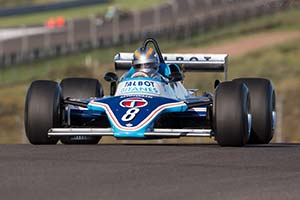 Click here to open the Ligier JS17 Matra gallery