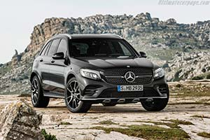 Click here to open the Mercedes-AMG GLC 43 4MATIC gallery