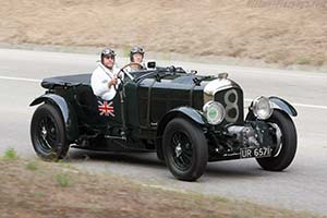 Click here to open the Bentley 4½-Litre 'Blower' Le Mans Tourer  gallery