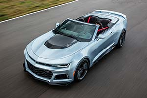 Click here to open the Chevrolet Camaro ZL1 Convertible gallery