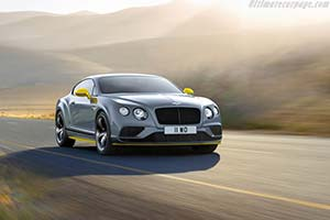 Click here to open the Bentley Continental GT Speed gallery