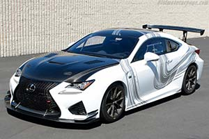 Click here to open the Lexus RC F GT Concept gallery