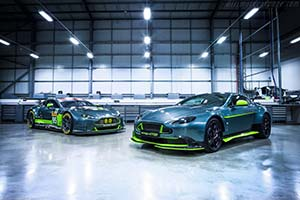 Click here to open the Aston Martin Vantage GT8 gallery