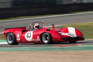 Click here to open the Lola T70 Mk3B Spyder Chevrolet gallery