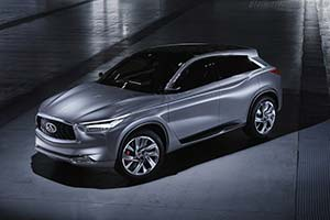 Click here to open the Infiniti QX Sport Inspiration Concept gallery