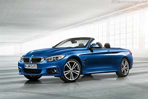 Click here to open the BMW 435i Convertible gallery